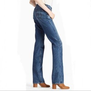 Lucky Brand 4 27 mid rise boot cut classic rider